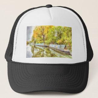 Little Venice Art Trucker Hat
