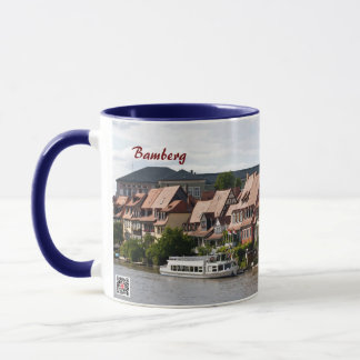 Little Venice in Bamberg Mug
