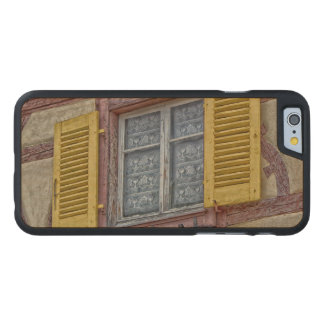 Little Venice in Colmar Carved Maple iPhone 6 Case