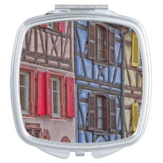 Little Venice in Colmar Compact Mirrors