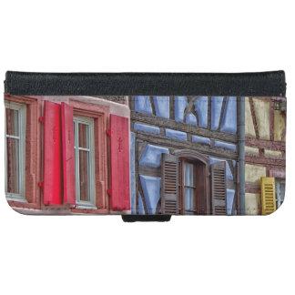 Little Venice in Colmar iPhone 6 Wallet Case