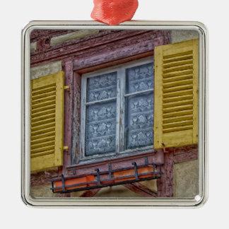 Little Venice in Colmar Metal Ornament