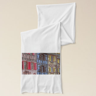 Little Venice in Colmar Scarf