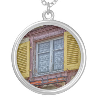 Little Venice in Colmar Silver Plated Necklace