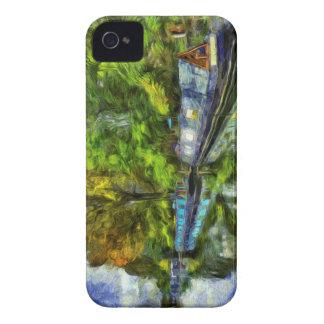 Little Venice London Van Gogh Case-Mate iPhone 4 Cases