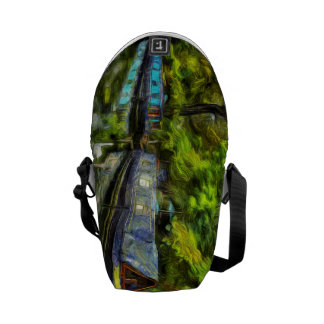 Little Venice London Van Gogh Commuter Bag