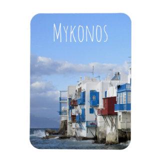 Little Venice, Mykonos, Greece Magnet