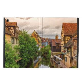 Little Venice, petite Venise, in Colmar, France Case For iPad Air