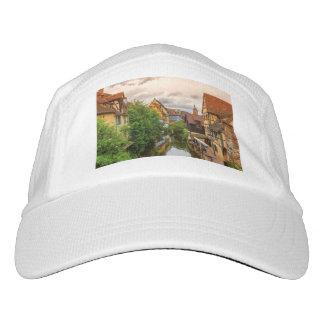 Little Venice, petite Venise, in Colmar, France Hat