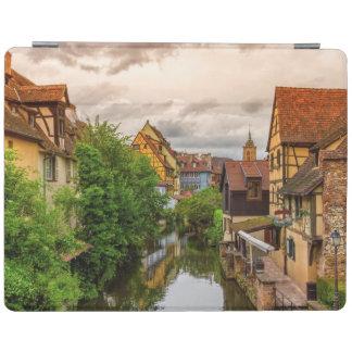 Little Venice, petite Venise, in Colmar, France iPad Cover