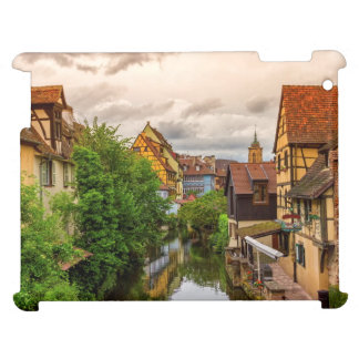 Little Venice, petite Venise, in Colmar, France iPad Covers