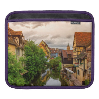 Little Venice, petite Venise, in Colmar, France iPad Sleeve