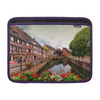 Little Venice, petite Venise, in Colmar, France MacBook Air Sleeve
