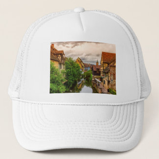 Little Venice, petite Venise, in Colmar, France Trucker Hat
