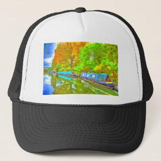 Little Venice Pop Art Trucker Hat