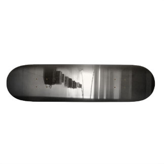 little view custom skate board