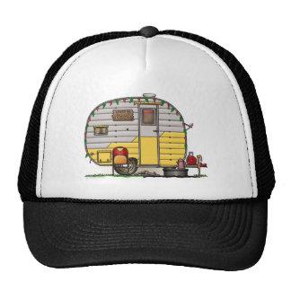 Little Western Camper Trailer Trucker Hat