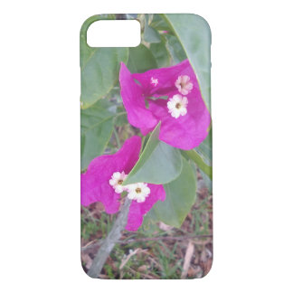 LITTLE WHITE FLOWERS iPhone 8/7 CASE