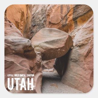 Little Wild Horse Slot Canyon - Utah - Sticker