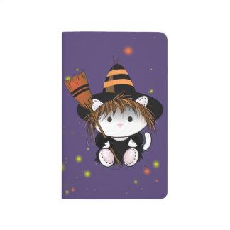 LITTLE WITCH CARTOON Pocket Journal 2