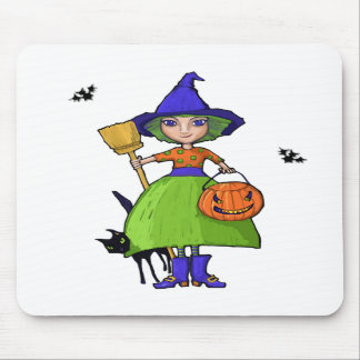 Little Witch Mousepad
