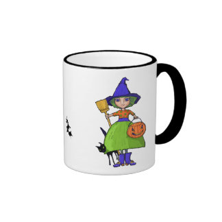 Little Witch Mug