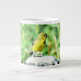 Little Yellow Bird Coffee Cup/Mug Giant Coffee Mug