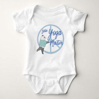 Little Yoga Master Baby Bodysuit