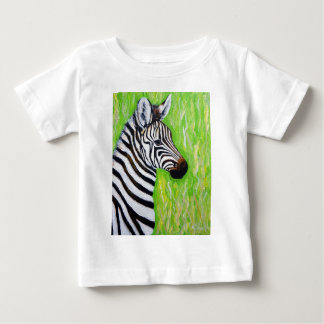 Little Zebra Baby T-Shirt