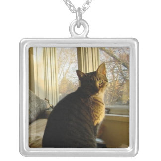 LITTLEBABY SILVER PLATED NECKLACE