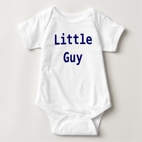 LittleGuy Baby Bodysuit