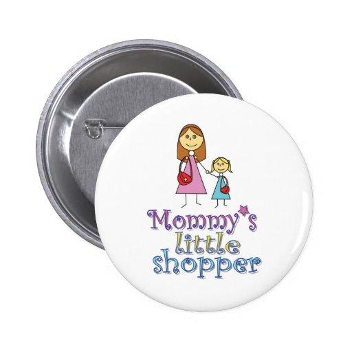 LittleShopper Pinback Button