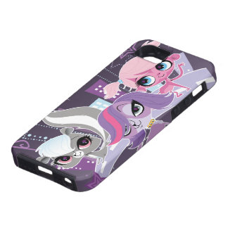 Littlest Pets in the Big City 2 iPhone 5 Cover