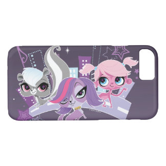 Littlest Pets in the Big City 2 iPhone 7 Case