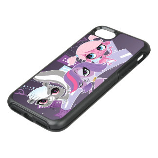 Littlest Pets in the Big City 2 OtterBox Symmetry iPhone 7 Case
