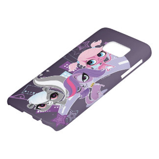 Littlest Pets in the Big City 2 Samsung Galaxy S7 Case