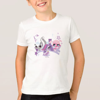 Littlest Pets in the Big City 2 T-Shirt