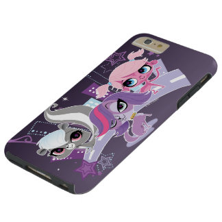 Littlest Pets in the Big City 2 Tough iPhone 6 Plus Case