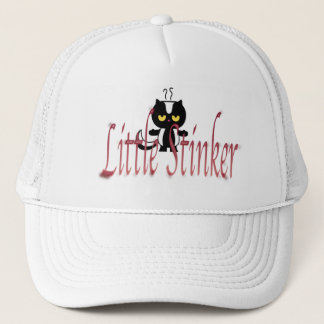 littlestinker.skunk trucker hat