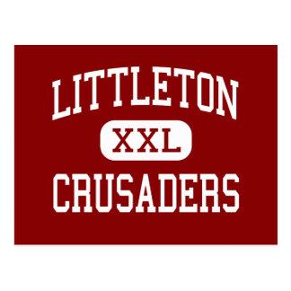 Littleton - Crusaders - Senior - Littleton Postcard
