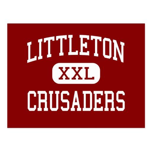 Littleton - Crusaders - Senior - Littleton Post Card