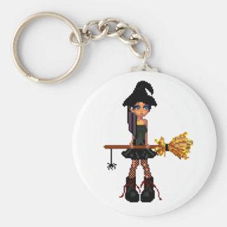 littlewitch keychain