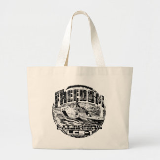 Littoral combat ship Freedom Jumbo Tote Tote Bag