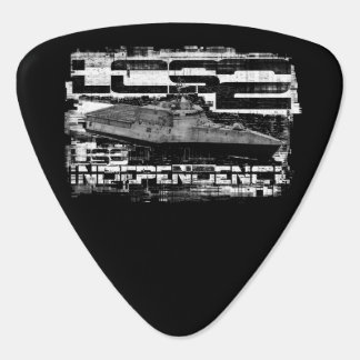 Littoral combat ship Independence Groverallman Gu Guitar Pick