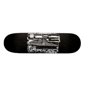 Littoral combat ship Independence Skateboard