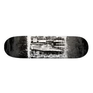 Littoral combat ship Independence Template WT Ska Skateboard Deck