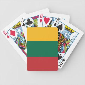 Lituania Bicycle Playing Cards