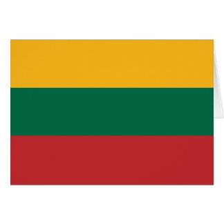 Lituania Card