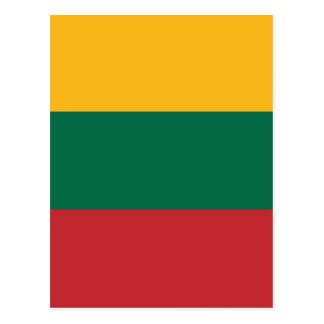 Lituania Postcard