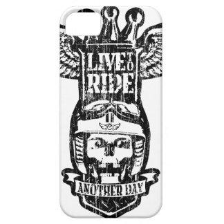 Live 2 Ride (vintage) iPhone 5 Case